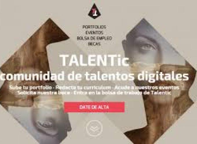 TALENTic es el nuevo punto de encuentro con el empleo DIGITAL.