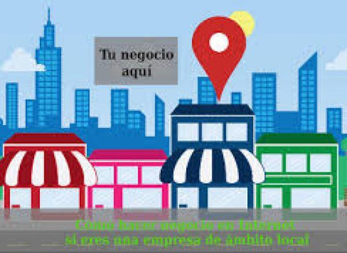 """Resumen del seminario """"Cómo hacer negocio en Internet si eres una empresa de ámbito local"""""""