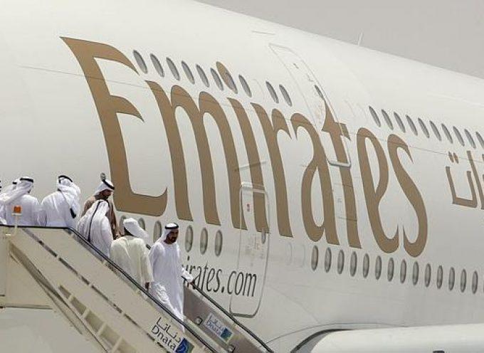 Emirates busca tripulantes de cabina en Murcia, Malaga y Madrid