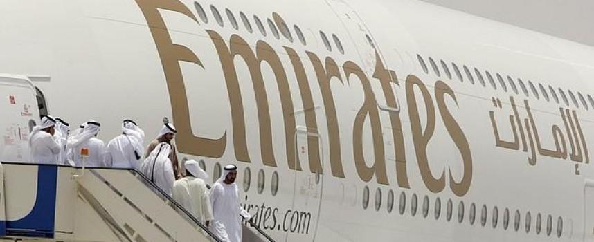 Emirates busca Tripulantes de Cabina en Málaga, Barcelona, Madrid y Valencia