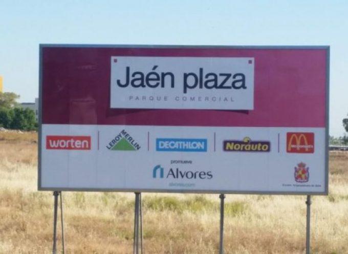 El Centro Comercial Jaén Plaza creará miles de puestos de trabajo