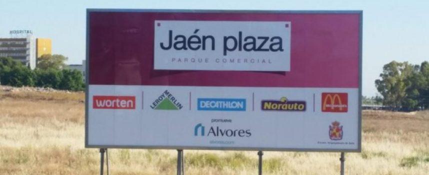 El Centro Comercial Jaén Plaza generará unos 1.800 empleos