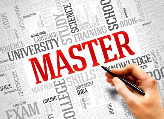 Quiero hacer un máster: consejos para elegir el mejor estudio