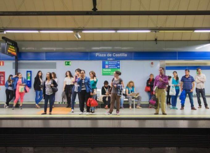 Madrid contratará 360 nuevos conductores de metro.