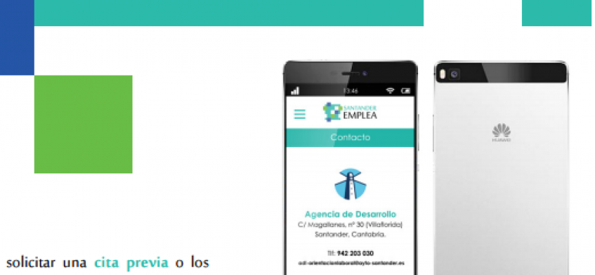 Nueva aplicación móvil ' Santander Emplea' #trabajo
