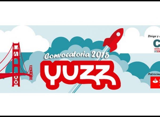 ABIERTA LA CONVOCATORIA PARA LA VII EDICIÓN YUZZ – Hasta el 30/11/2015