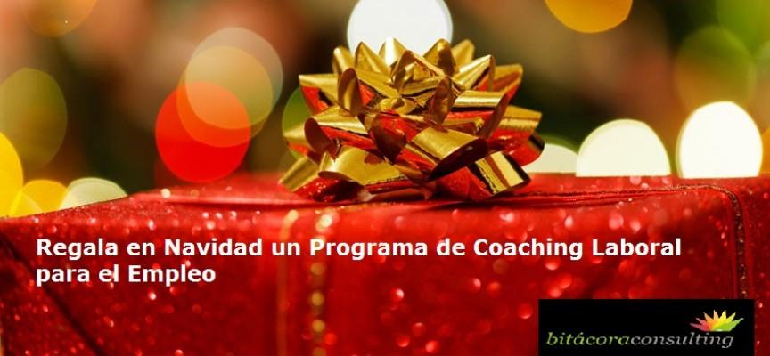 Regala en Navidad un Programa de Coaching Laboral para el Empleo