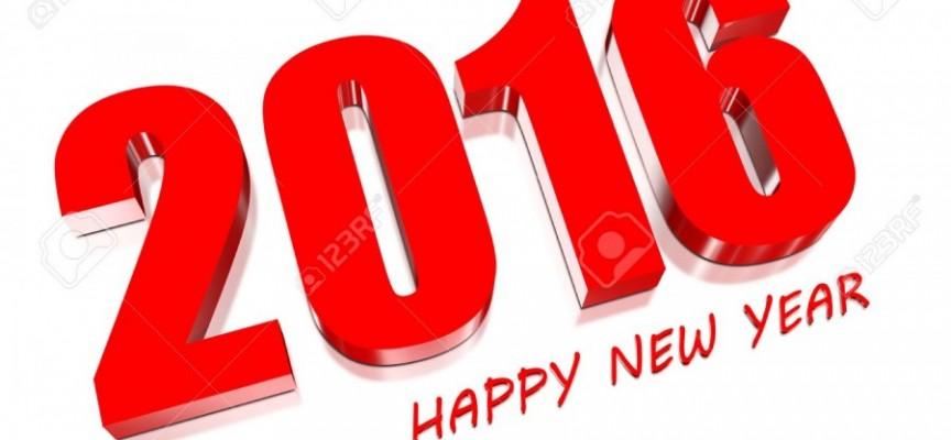 ¡¡¡ Deseo lo mejor para el 2016 !!!