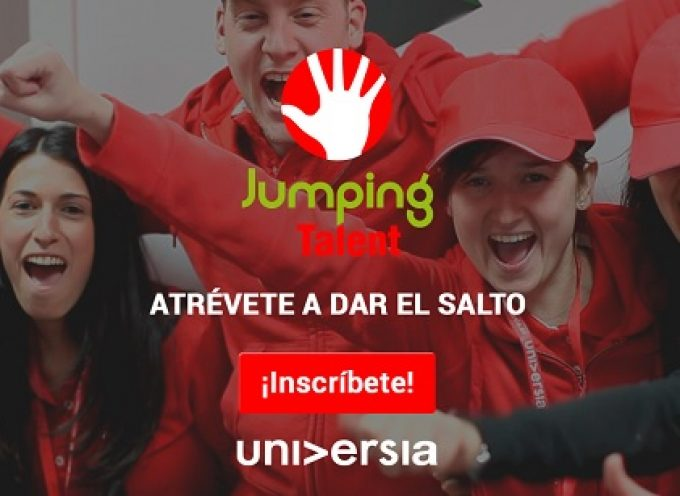 96 prácticas en el programa JUMPING TALENT 2016