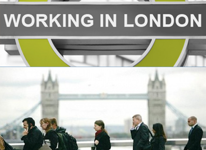 Cómo buscar trabajo en Reino Unido. 12 Tips