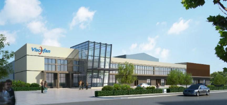 VISCOFAN construirá un nuevo centro productivo de fibrosa en Navarra.