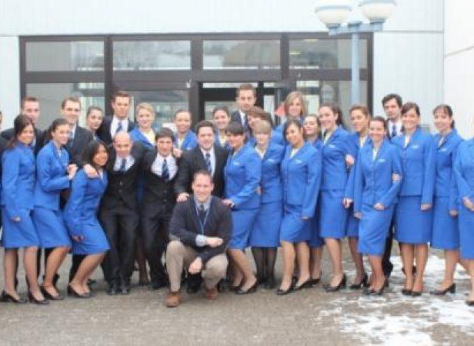 Crewlink busca nuevos tripulantes de cabina en España.