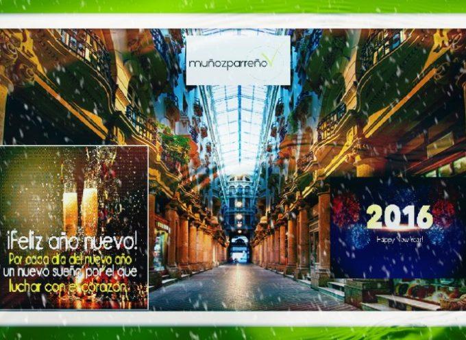 """Finaliza el AÑO 2015; hemos """"compartido información y creando sinergias"""". Gracias por seguirnos"""