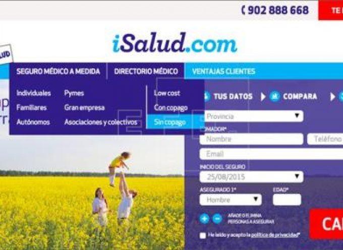 Trabajo en las aseguradoras más reputadas de España. Webs de empleo.