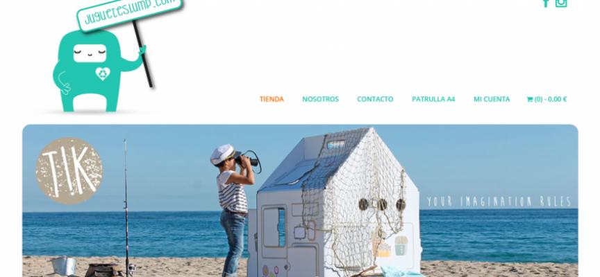 Juguetes Lump, algo más que una tienda on-line y ganadora del Desafío Seur 2015