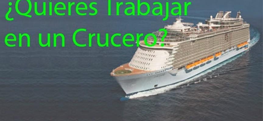 250 vacantes dirigidas a españoles para trabajar en cruceros .
