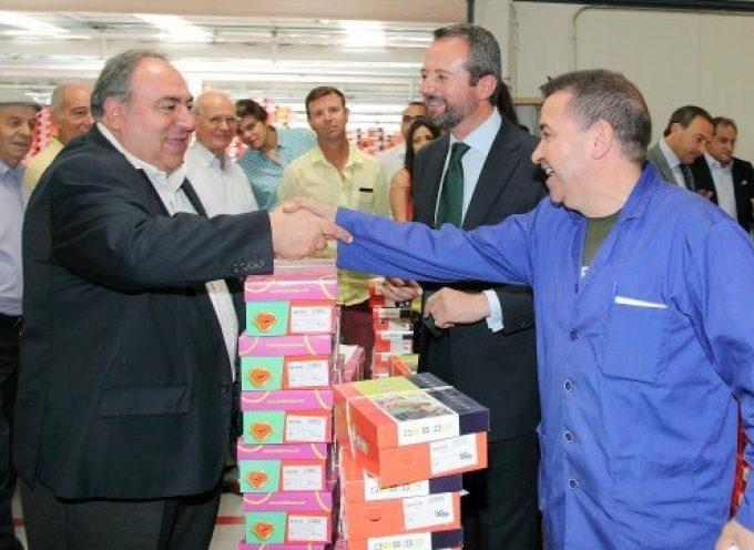 La multinacional agroalimentaria Bell creará más de 100 empleos en Toledo.