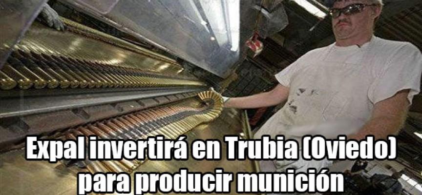 Una Nueva fábrica de municiones creará empleo en Trubia.
