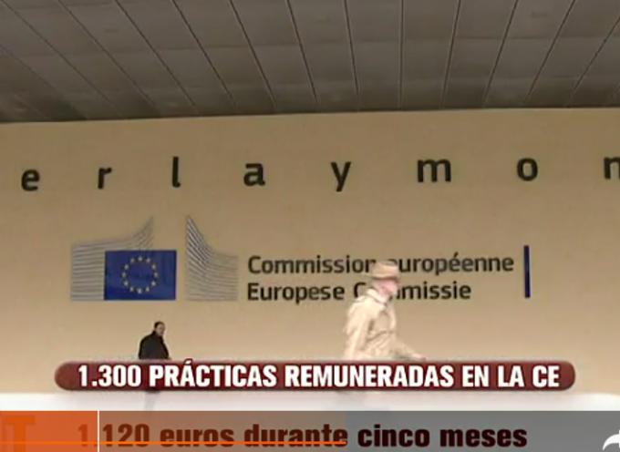 1300 BECAS REMUNERADAS EN EL CONSEJO DE EUROPA