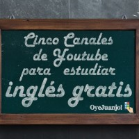 4 canales de Youtube para estudiar inglés gratis
