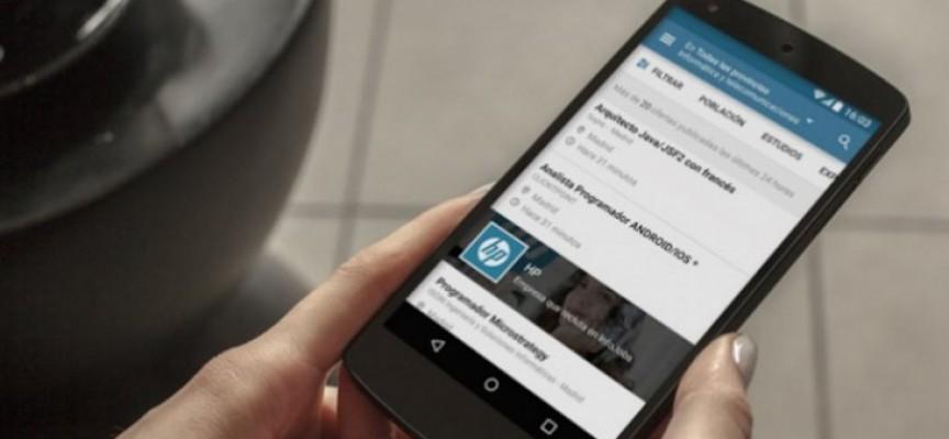 7 apps para encontrar trabajo desde tu móvil