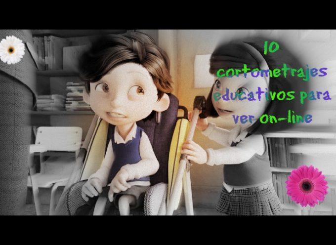 10 geniales cortometrajes educativos para ver online