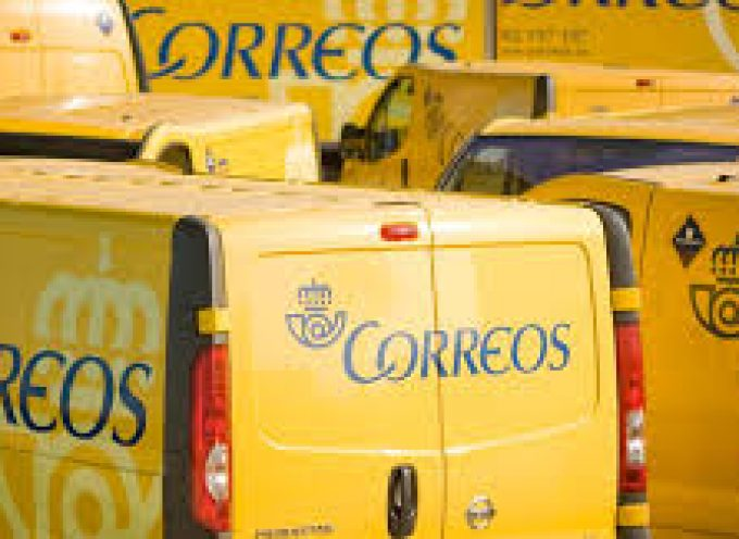 CORREOS convoca 1.606 plazas de empleo fijo para 2016.