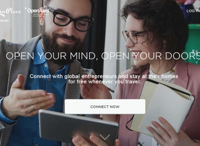 Lanzan una plataforma de alojamiento colaborativo entre emprendedores