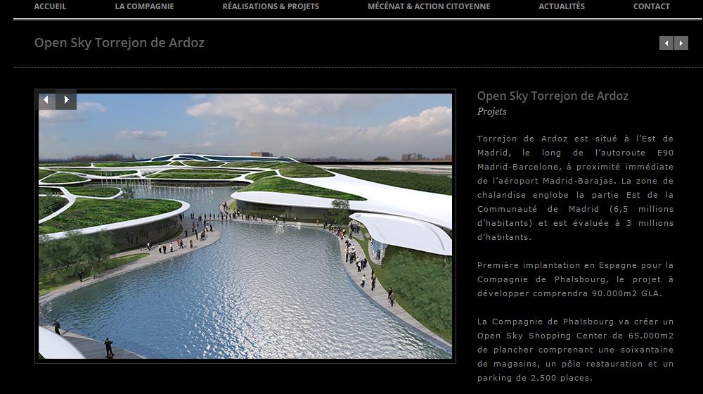 El centro comercial open sky crear empleos en - Viviendas en torrejon de ardoz ...