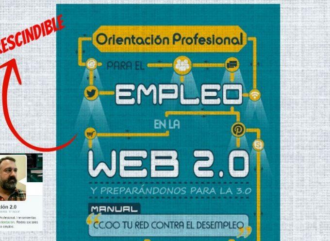 Orientación Profesional para el empleo en la web 2.0 y preparándonos para la 3.0