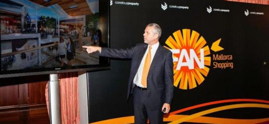 El nuevo centro comercial de Carrefour que generará 1.500 empleos, abrirá en Palma el próximo mes de junio