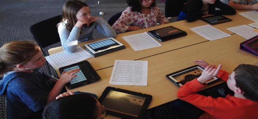 10 aplicaciones educativas para enseñar y divertir a los niños