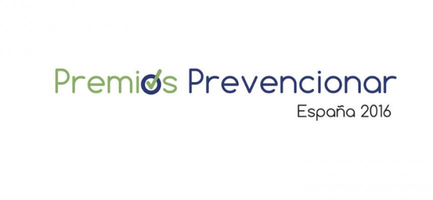 Prevencionar convoca la I Edición de los Premios Prevencionar España 2016. Plazo 31 de julio2016