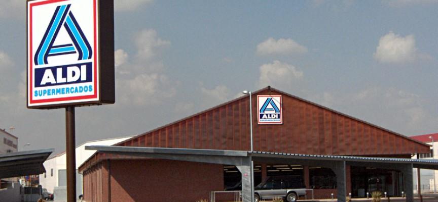 41 ofertas de empleo para supermercados Aldi