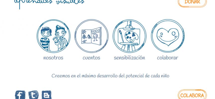 Miriam Reyes, la joven impulsora de una reconocida web para niños con autismo