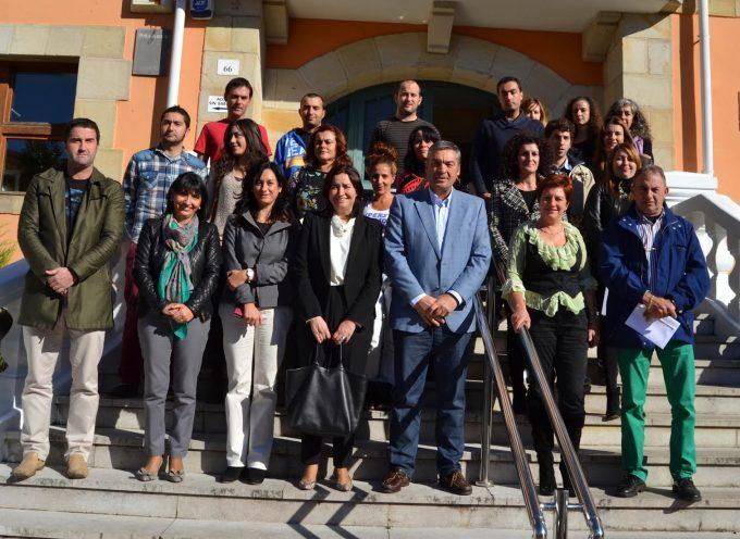 600 empleos gestionados por la Agencia de Desarrollo Rural del Ayuntamiento de Santander.