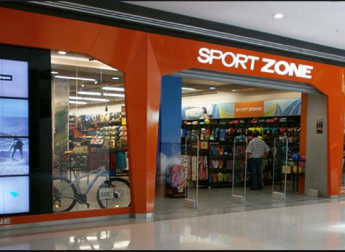Sport Zone creará empleos en sus nuevas aperturas.
