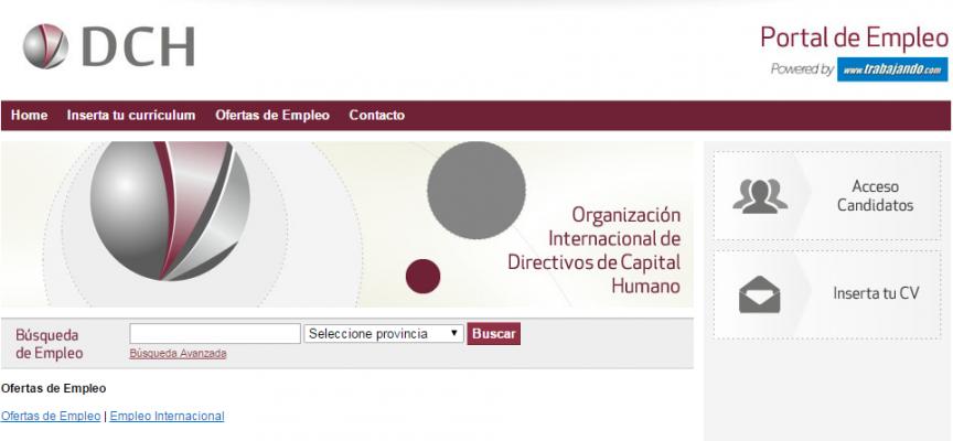 Nace el primer portal de empleo internacional especializado en Recursos Humanos