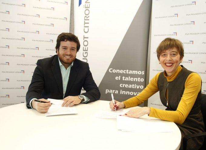 PSA Peugeot Citroen y Alumni Global Search lanzan GPSelection, una iniciativa de apoyo a la inserción laboral y formación de los jóvenes.