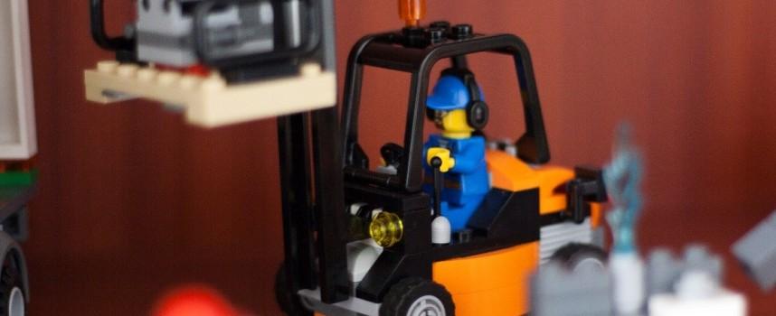 LEGO® aplicado a la Prevención de Riesgos Laborales