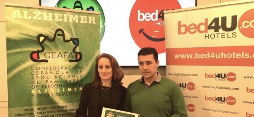 Nace la primera red de hoteles solidarios con el Alzheimer en España