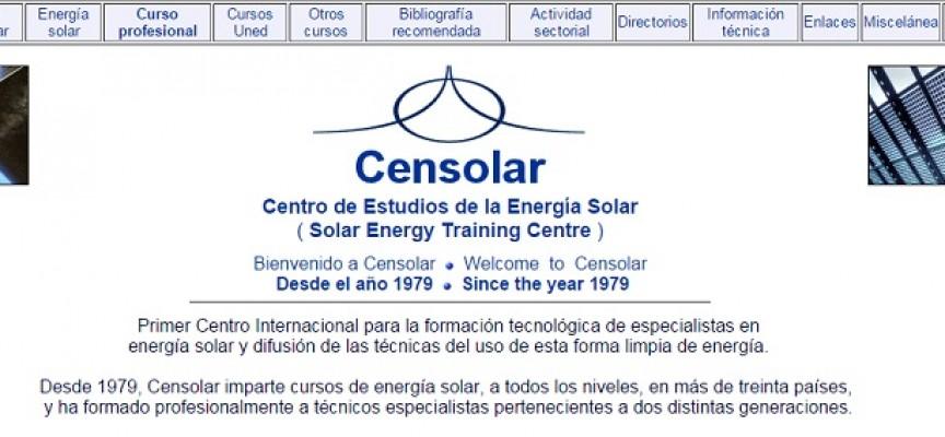 Becas para la obtención del Diploma de Proyectista Instalador de Energía Solar. Plazo 30/04/2016