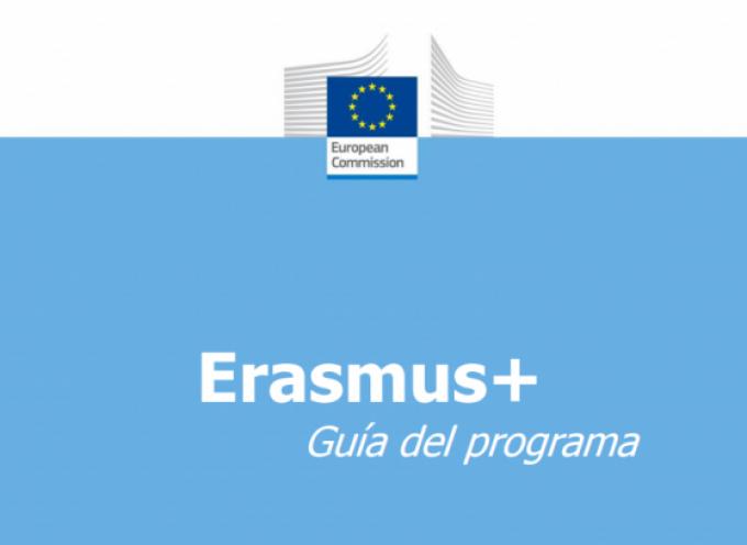 Guía e información general acerca del Programa ERASMUS+
