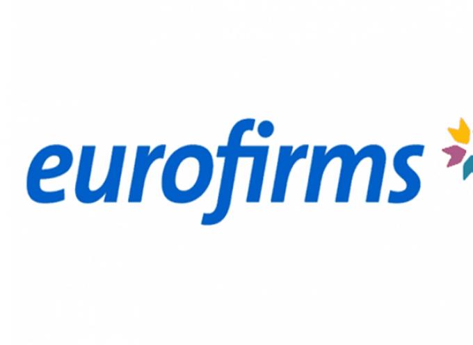 316 ofertas de trabajo activas en Eurofirms que crece un 41%.