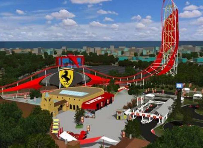 Se crearán 150 empleos en el nuevo Ferrari Land de Portaventura.