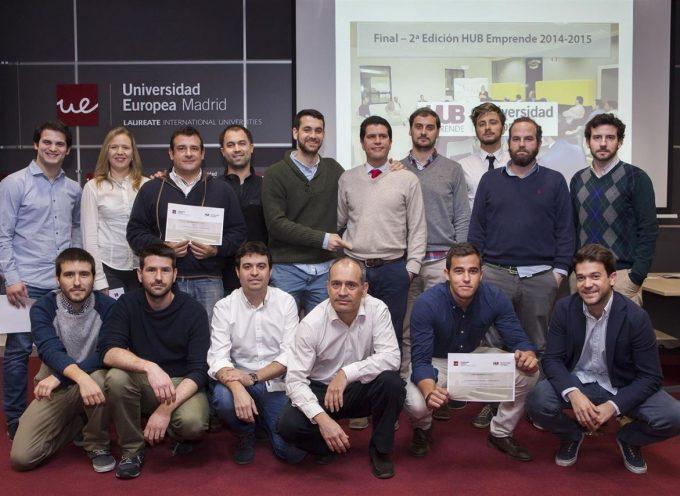 La Universidad Europea organiza un programa de formación para emprendedores
