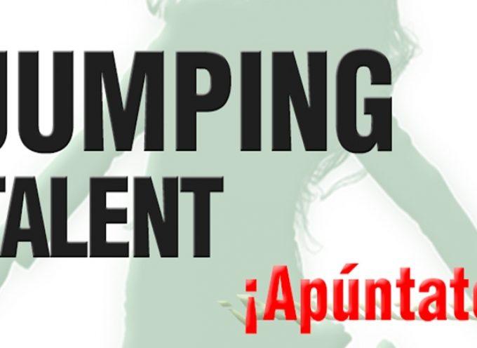Apúntate a la IV edición del Jumping Talent. 12 Empresas buscan personal.