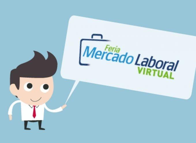 Once universidades madrileñas preparan para marzo la I Feria Virtual de Empleo y Prácticas.  Del 1 al 7 de marzo de 2016