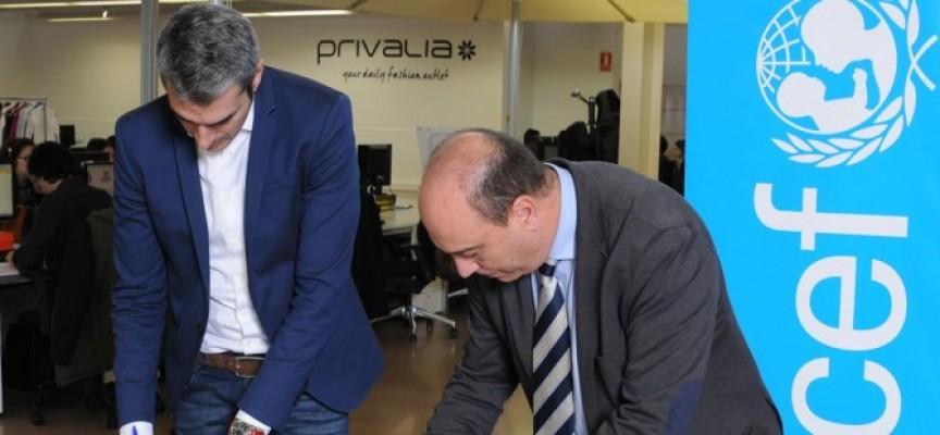 El programa de RSC de Privalia a favor de los niños recauda más de 600.000 euros en menos de un año