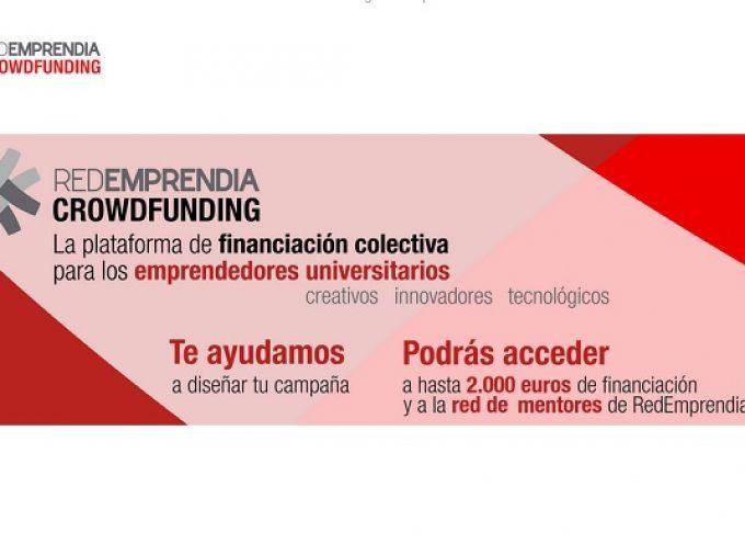 Nace Red Emprendia Crowdfunding, la plataforma de financiación colectiva para proyectos universitarios